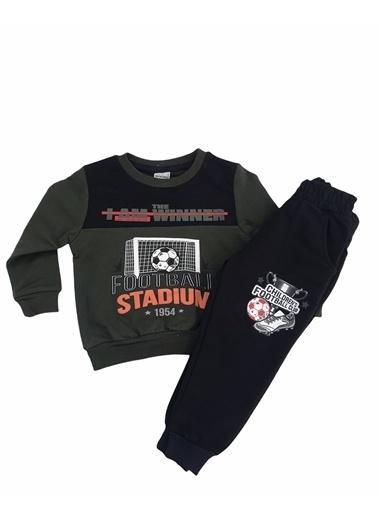 Winimo Winimo 2li Takım Football Stadium Haki Yeşil